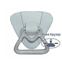 Ручка рым-буксир - Носовая универсальная для надувных лодок ПВХ, цвет серый, фото 1