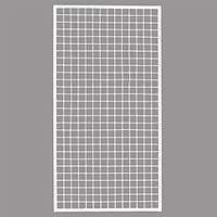 Сетка торговая в рамке 1200х2000 мм, яч. 50х50 мм, профиль 20х20 мм, фото 1