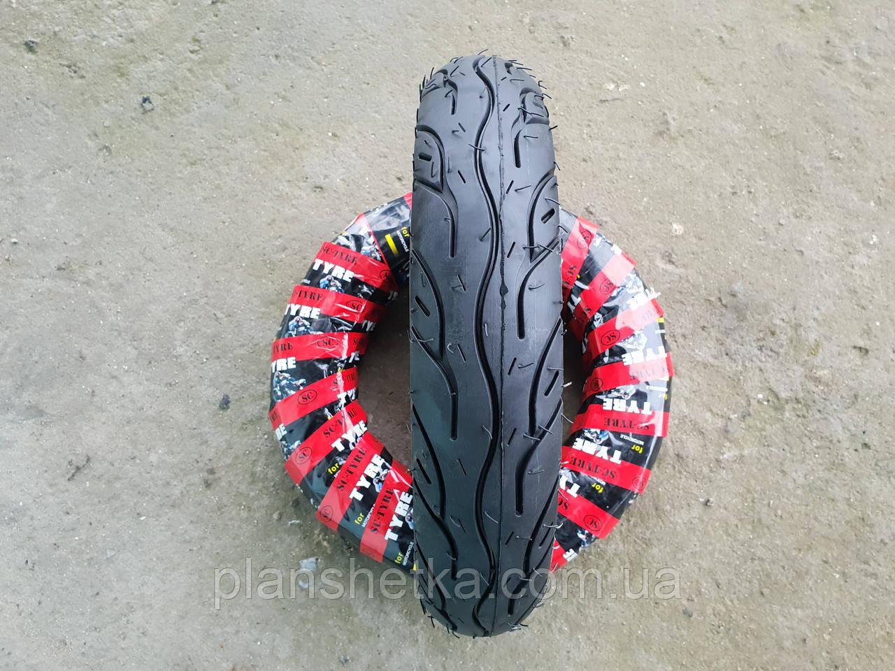Резина на скутер 3.00-10 бескамерная шоссе 6 PR