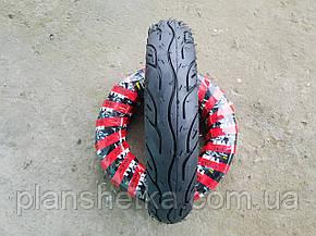 Гума на скутер 3.00-10 безкамерна шосе 6 PR, фото 2