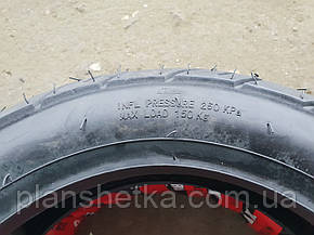Резина на скутер 3.00-10 бескамерная шоссе 6 PR, фото 2
