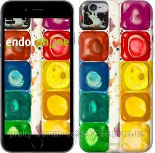 """Чехол на iPhone 6 Plus Палитра красок """"2837c-48-19414"""""""