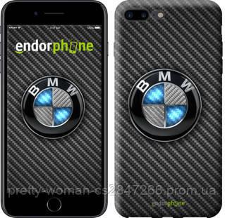 "Чехол на iPhone 8 Plus BMW. Logo v3 ""3109c-1032-19414"""