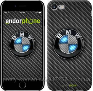 "Чехол на iPhone 7 BMW. Logo v3 ""3109c-336-19414"""