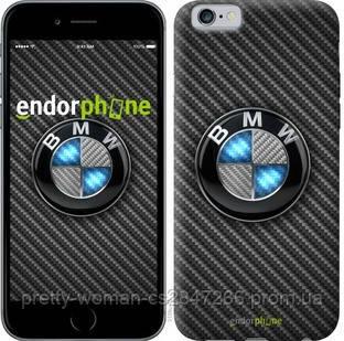 "Чехол на iPhone 6s BMW. Logo v3 ""3109c-90-19414"""