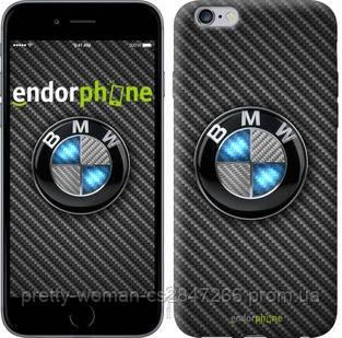 "Чехол на iPhone 6s Plus BMW. Logo v3 ""3109c-91-19414"""