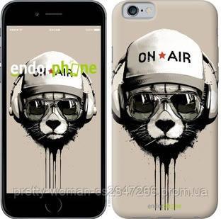 "Чехол на iPhone 6s On air ""4166c-90-19414"""