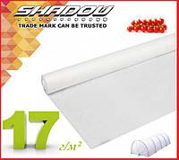 """Белое 4% агроволокно 17 г/м² (3.2 х 100 м.) ТМ """"Shadow"""" (Чехия), фото 1"""