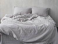 Комплект постельного белья СЕМЕЙНЫЙ LIMASSO OPAL GREY STANDART серый