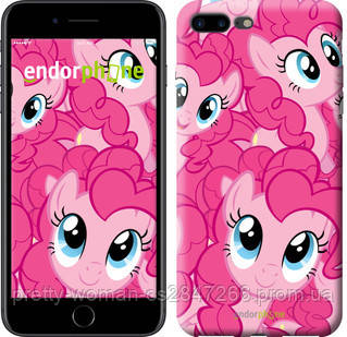 """Чехол на iPhone 7 Plus Пинки Пай """"3547c-337-19414"""""""