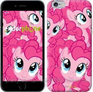 """Чехол на iPhone 6 Пинки Пай """"3547c-45-19414"""""""