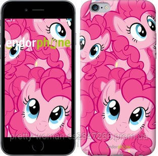 """Чехол на iPhone 6 Plus Пинки Пай """"3547c-48-19414"""""""