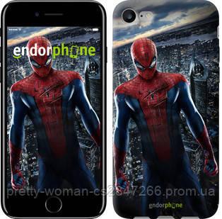 """Чехол на iPhone 7 Новый Человек-Паук """"3042c-336-19414"""""""