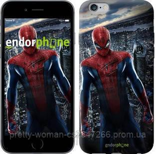 """Чехол на iPhone 6s Plus Новый Человек-Паук """"3042c-91-19414"""""""