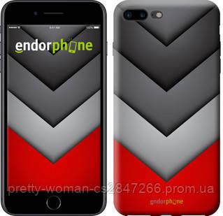 """Чехол на iPhone 8 Plus Цветная геометрия """"3024c-1032-19414"""""""