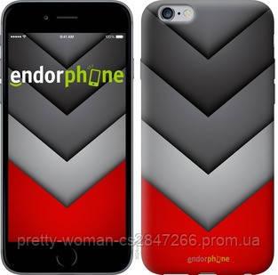 """Чехол на iPhone 6 Plus Цветная геометрия """"3024c-48-19414"""""""