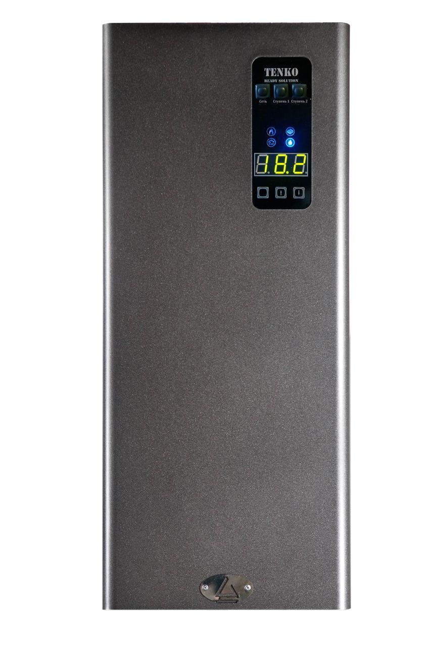 Электрические котлы Tenko Standart Digital 9 кВт, 380 V