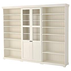 IKEA LIATORP (990.464.43) Шкаф, белый