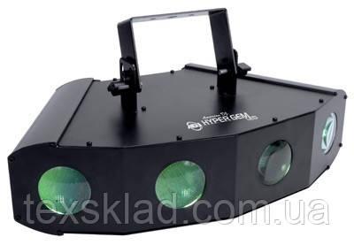 Дискотечный светоприбор Hyper GEM LED