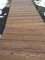 Садовые дорожки из сибирской лиственницы, фото 1