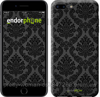 "Чехол на iPhone 8 Plus Винтажный узор ""2269c-1032-19414"""