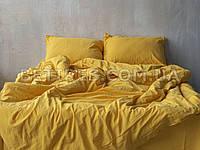 Комплект постельного белья СЕМЕЙНЫЙ LIMASSO LIMONADE STANDART желтый