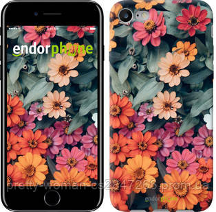 "Чехол на iPhone 7 Beauty flowers ""4050c-336-19414"""