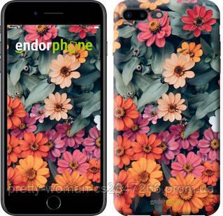 "Чехол на iPhone 7 Plus Beauty flowers ""4050c-337-19414"""