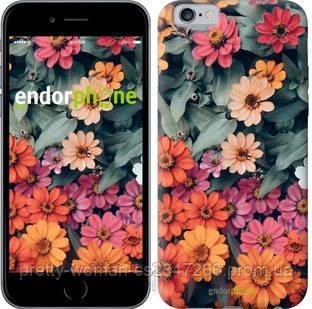 """Чехол на iPhone 6s Beauty flowers """"4050c-90-19414"""""""