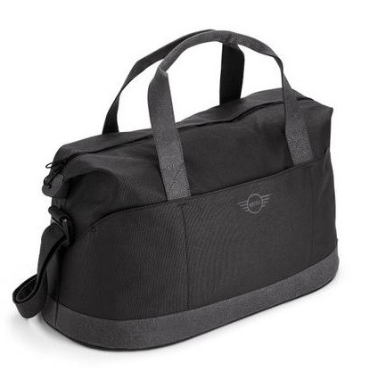 Сумка MINI Weekender Bag, Material Mix, Black/Grey, артикул 80222447946