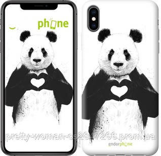 "Чехол на iPhone XS Max All you need is love ""2732c-1557-19414"""