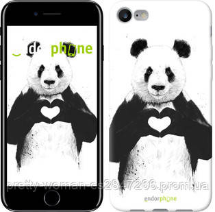 "Чехол на iPhone 8 All you need is love ""2732c-1031-19414"""