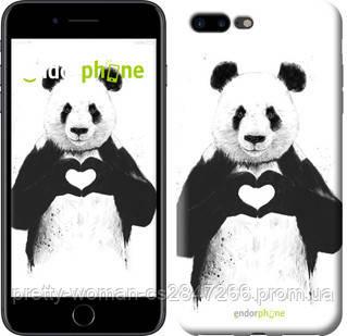 "Чехол на iPhone 7 Plus All you need is love ""2732c-337-19414"""