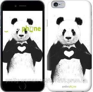 "Чехол на iPhone 6 All you need is love ""2732c-45-19414"""