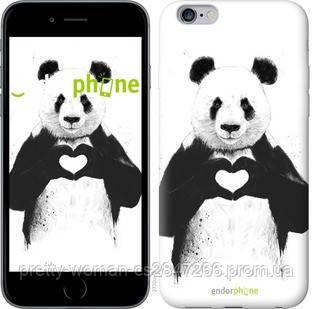 "Чехол на iPhone 6s Plus All you need is love ""2732c-91-19414"""