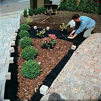 Применение геотекстиля в строительстве и садоводстве