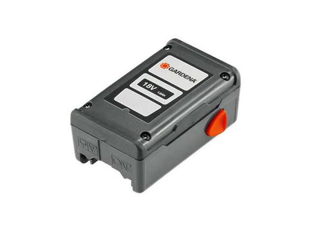 Литий-ионная аккумуляторная батарея GARDENA 8834-20, фото 2