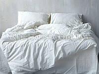 Комплект постельного белья 160x220 LIMASSO SNOW WHITE STANDART молочный