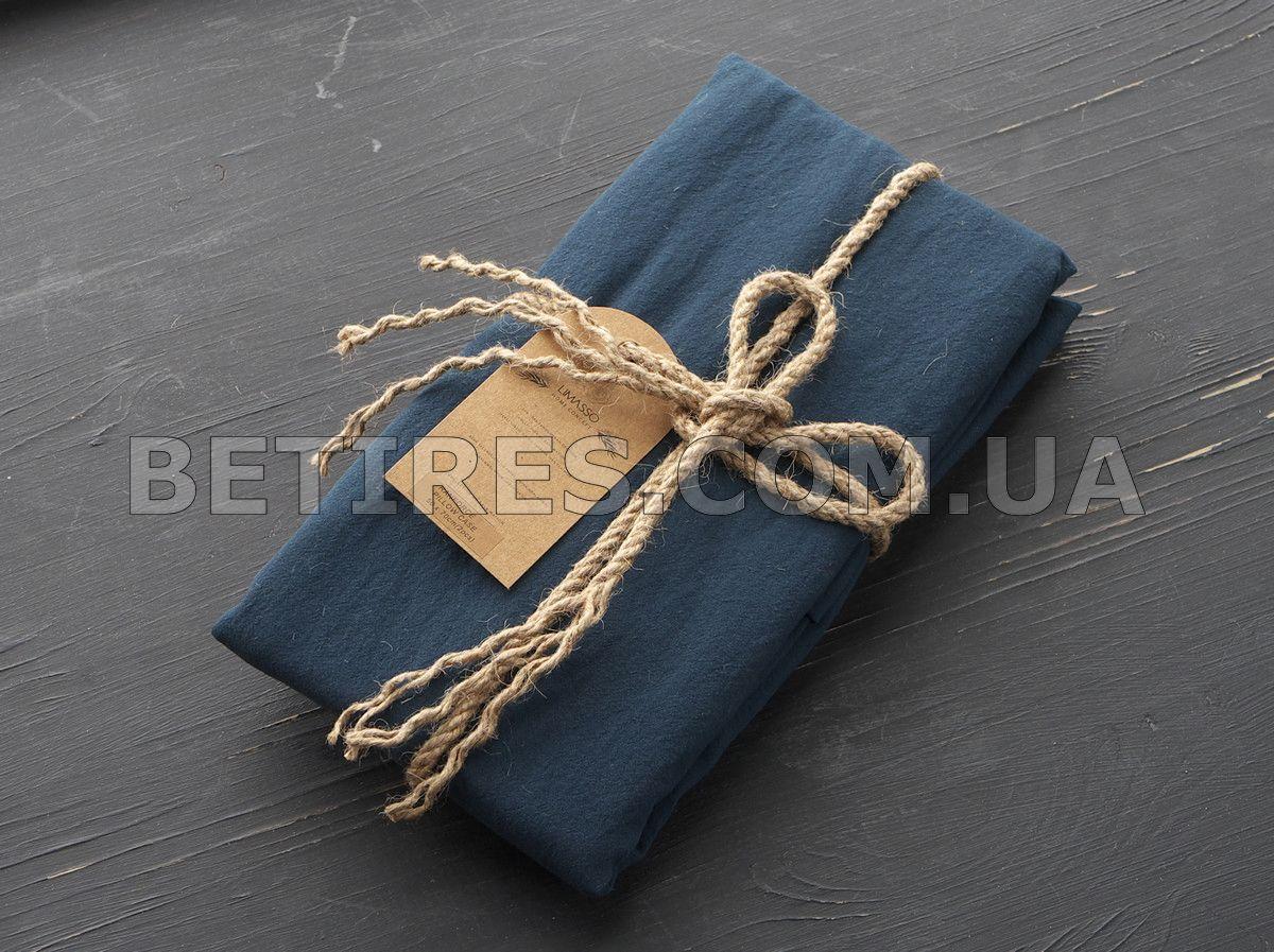 Наволочка 50x70(2 шт.) LIMASSO DRESS BLUE STANDART синя