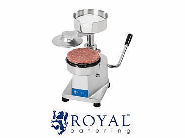 Пресс для гамбургера - 100 мм ROYAL