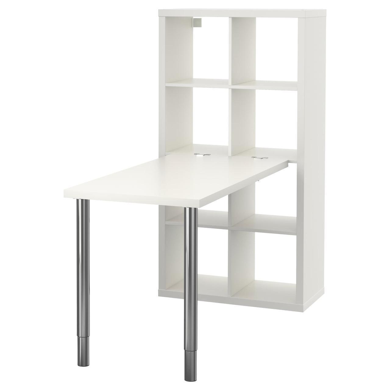 Ikea Kallax 59046553 письменный стол белый цена 4 16615 грн