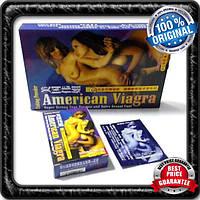 American Vigra - возбуждающий порошок для женщин, 16 шт.