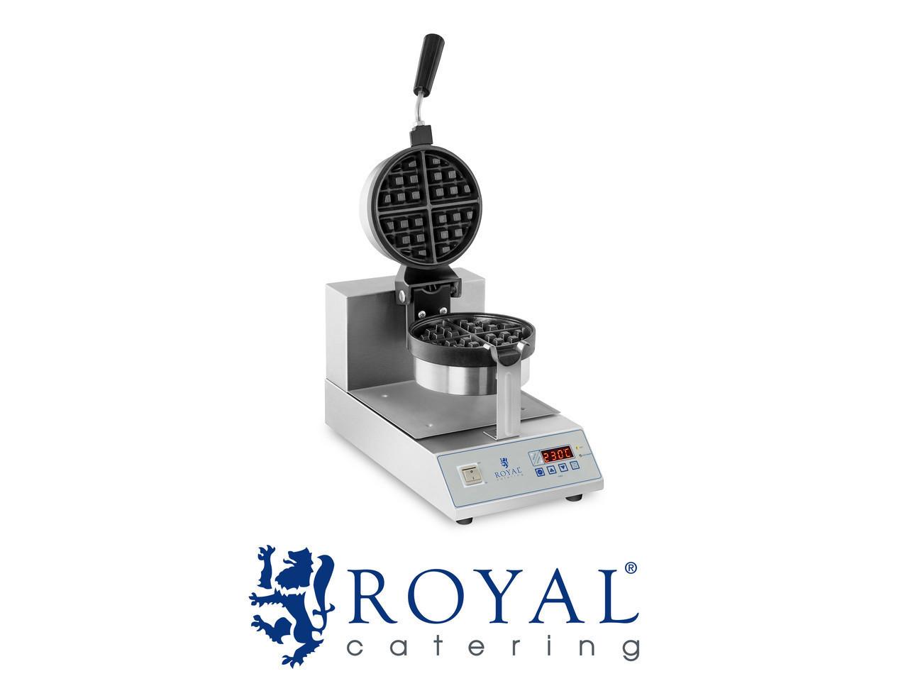 Производитель вафель 1300 Вт ROYAL