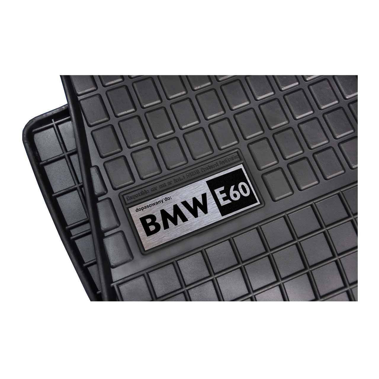 Резиновый коврик BMW E60 2004