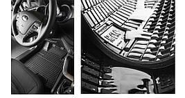 Резиновый коврик BMW E60 2004, фото 3