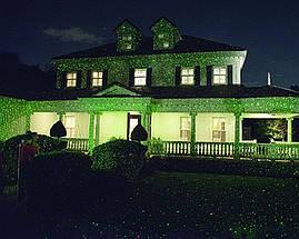 Лазерный проектор зеленый, фото 3