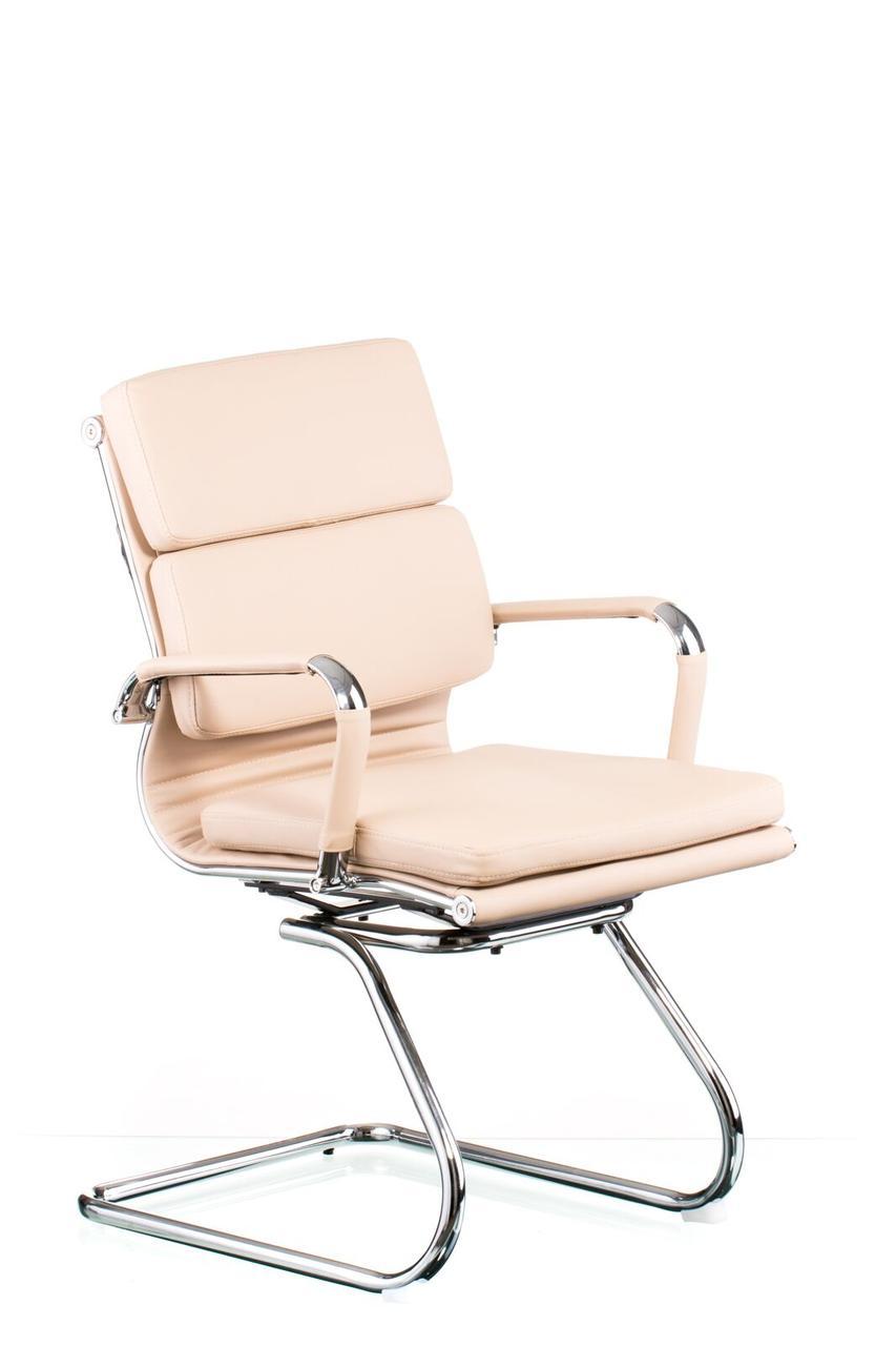 Кресло Солано 3 CF на полозьях бежевый