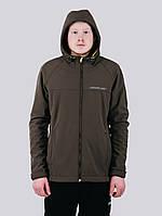 07e58b3243f Куртка мужская ветровка Urban Planet WM7 SOFTSHELL OL хаки (мужская куртка