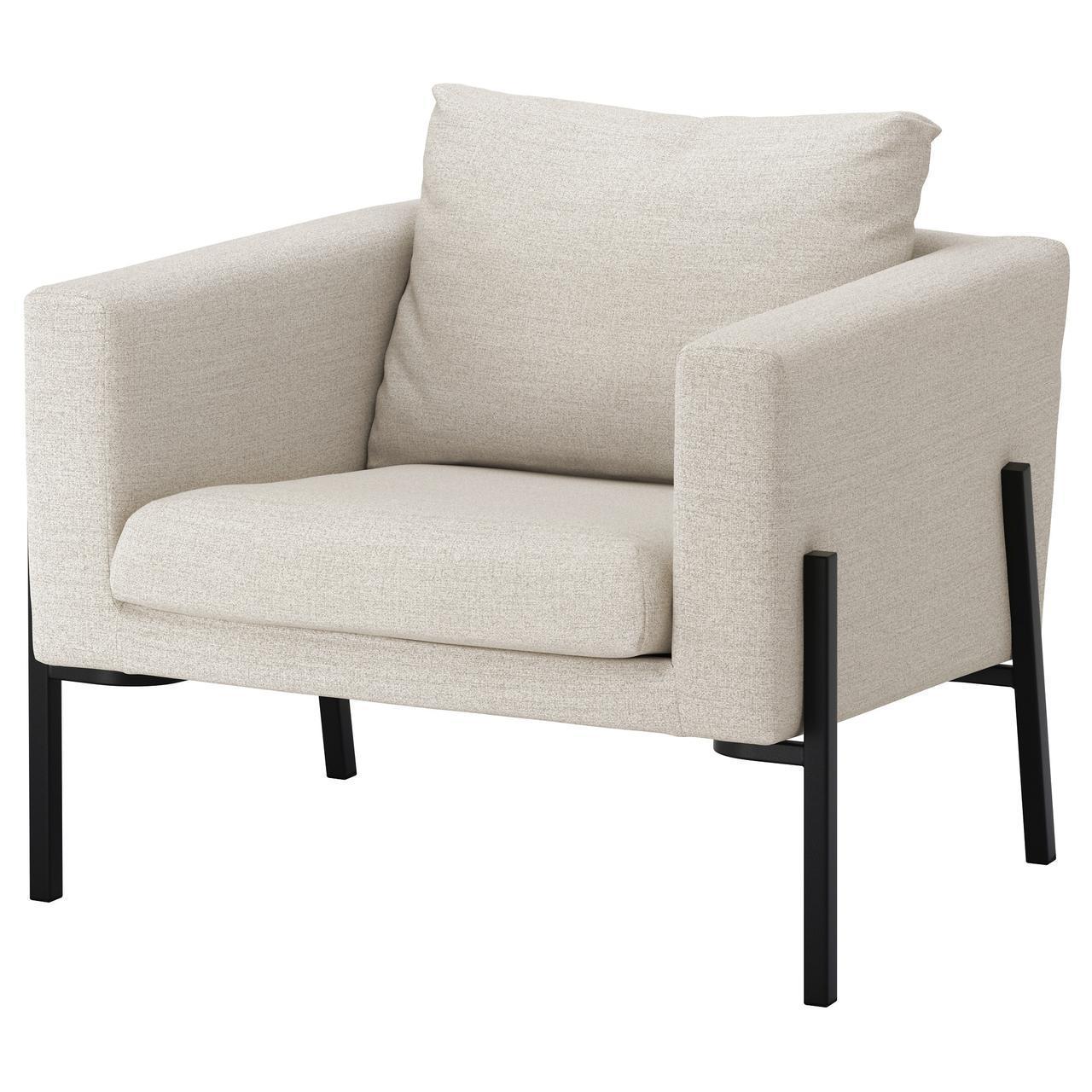 IKEA KOARP (292.217.13) Кресло, черный