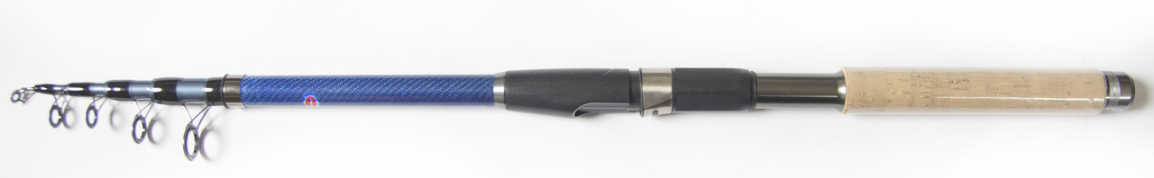 Спиннинг карповый Feima Navigator Blue 2.10m (50-80 г)